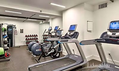 Fitness Weight Room, 320 W 54th St, 2
