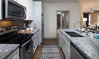 Kitchen, Aurum Falls River, 1