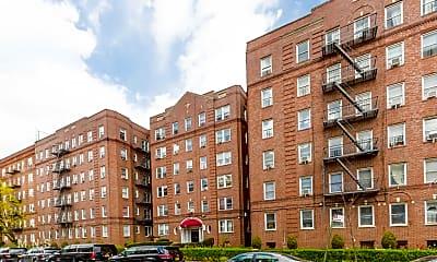 Building, 415 E 17th St 1-H, 2