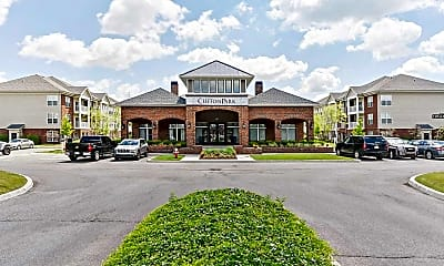 Building, Clifton Park New Albany, 0