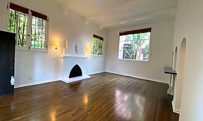 Living Room, 6907 1/2 Bonita Terrace, 1