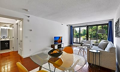 Dining Room, 48 Groveland Terrace B306, 1