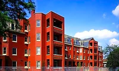 Alexandra Apartments, 1