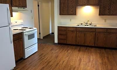 Kitchen, 305 Sims St, 1
