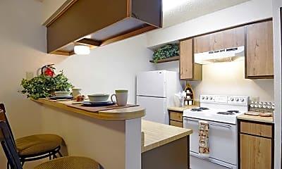 Kitchen, Ridge At Tyler, 0