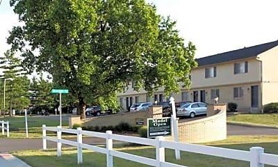 Community Signage, Riverdale Plaza, 0