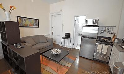 Living Room, 92 Charles St S, 1