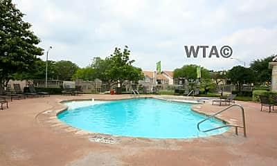 Pool, 8050 Oakdell Way, 1