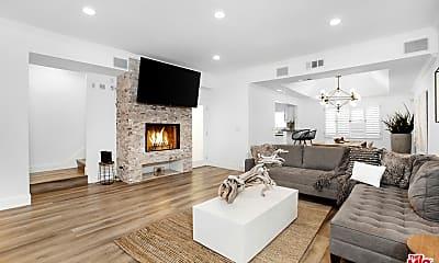 Living Room, 12416 W Magnolia Blvd 8, 1