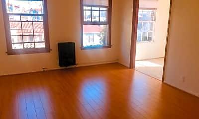 Living Room, 611 S. Cloverdale Avenue, 0