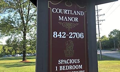 Courtland Manor, 1