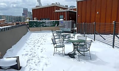 Patio / Deck, 2441 Broadway, 2