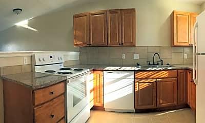 Kitchen, Plaza West, 0