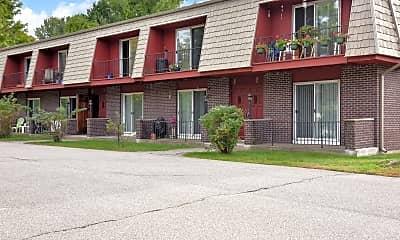 Building, Opechee Garden Apartments, 0