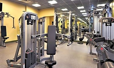 Fitness Weight Room, 535 W 37th St, 2