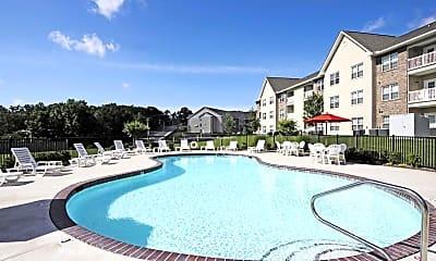Pool, Villas Of North Little Rock, 0