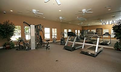 Fitness Weight Room, 1980 Horal, 2