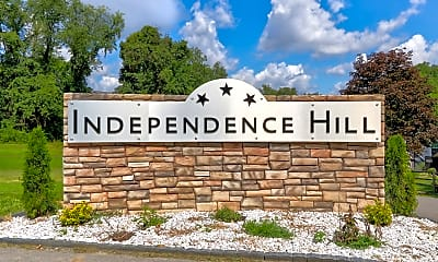Community Signage, Independence Hill, 0