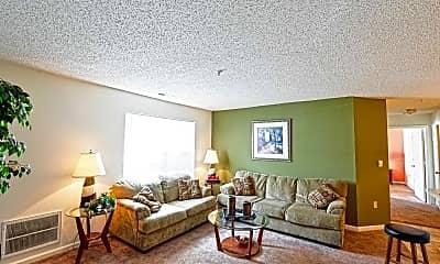Living Room, Mallard Cove, 1