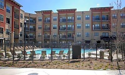 Pool, 660 Ralph McGill Blvd NE Unit #1, 2