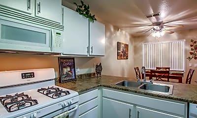 Kitchen, Summer Ridge, 1