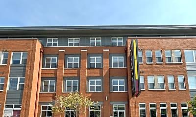Building, Wilshaw Apartments, 0