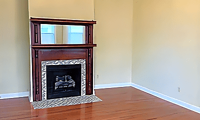 Living Room, 1410 S Gaines St, 1