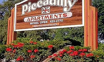 Piccadilly Apartments, 1