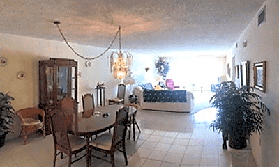 Dining Room, 6161 Gulf Winds Dr, 0