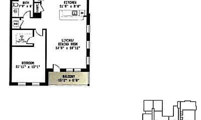 layout.jpg, 8 Sanborn Avenue, Unit # 4005, 2