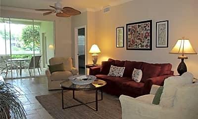 Living Room, 1036 Egrets Walk Cir 102, 1