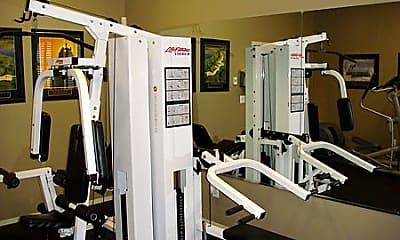 Fitness Weight Room, Berkeley Heights, 2