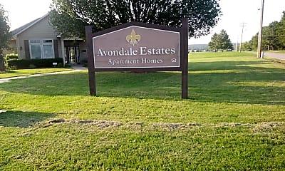 Avondale Estates, 1