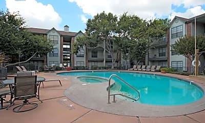 Pool, Crystal Falls, 0