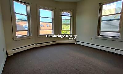 Living Room, 276 Washington St, 1