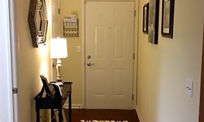 Entry Foyer, Sierra Drive, 1