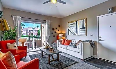 Living Room, Madera, 1