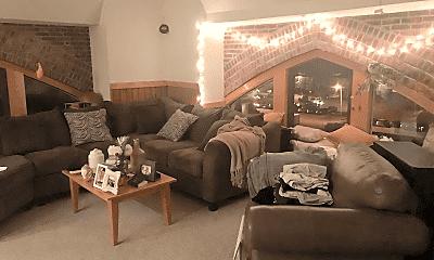 Living Room, 3 Broadway, 2