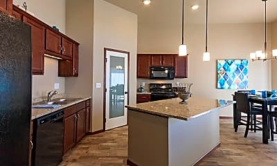 Kitchen, Maple Grove Townhomes, 0