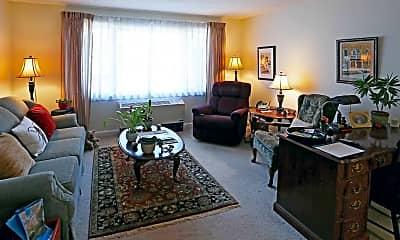 Living Room, Vinecroft Retirement Community, 1