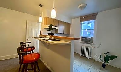 Kitchen, 1001 Wolf St, 1