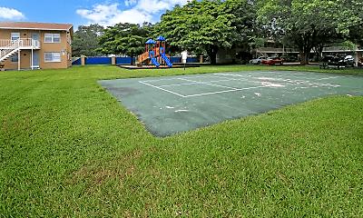 Playground, Greenway Apartments, 2