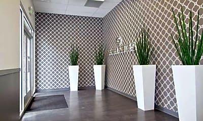 Foyer, Entryway, Siegel Suites Virginian, 0