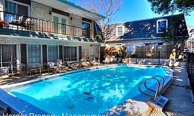 Pool, 8038 Broadway, 2