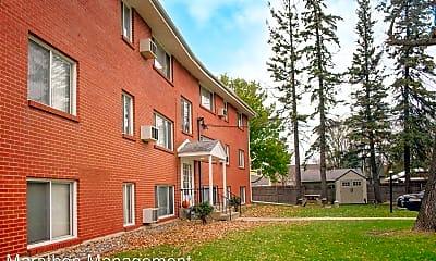 Building, 245 S Elm St, 1