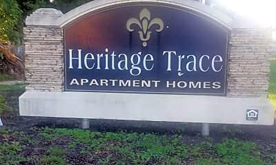 Community Signage, River Breeze, 1