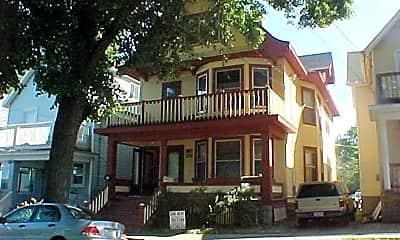 Building, 307 S Baldwin St, 2