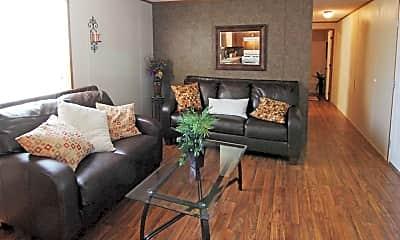 Living Room, Alpine Village, 1