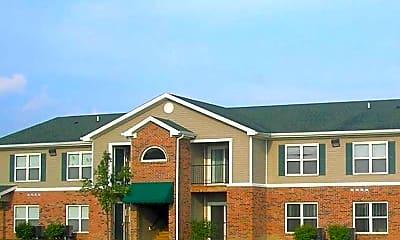 Building, Hoosier Woods, 1