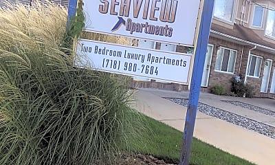 Seaview Apartments, 1
